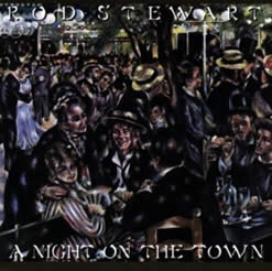Rod Stweart - A night on the town